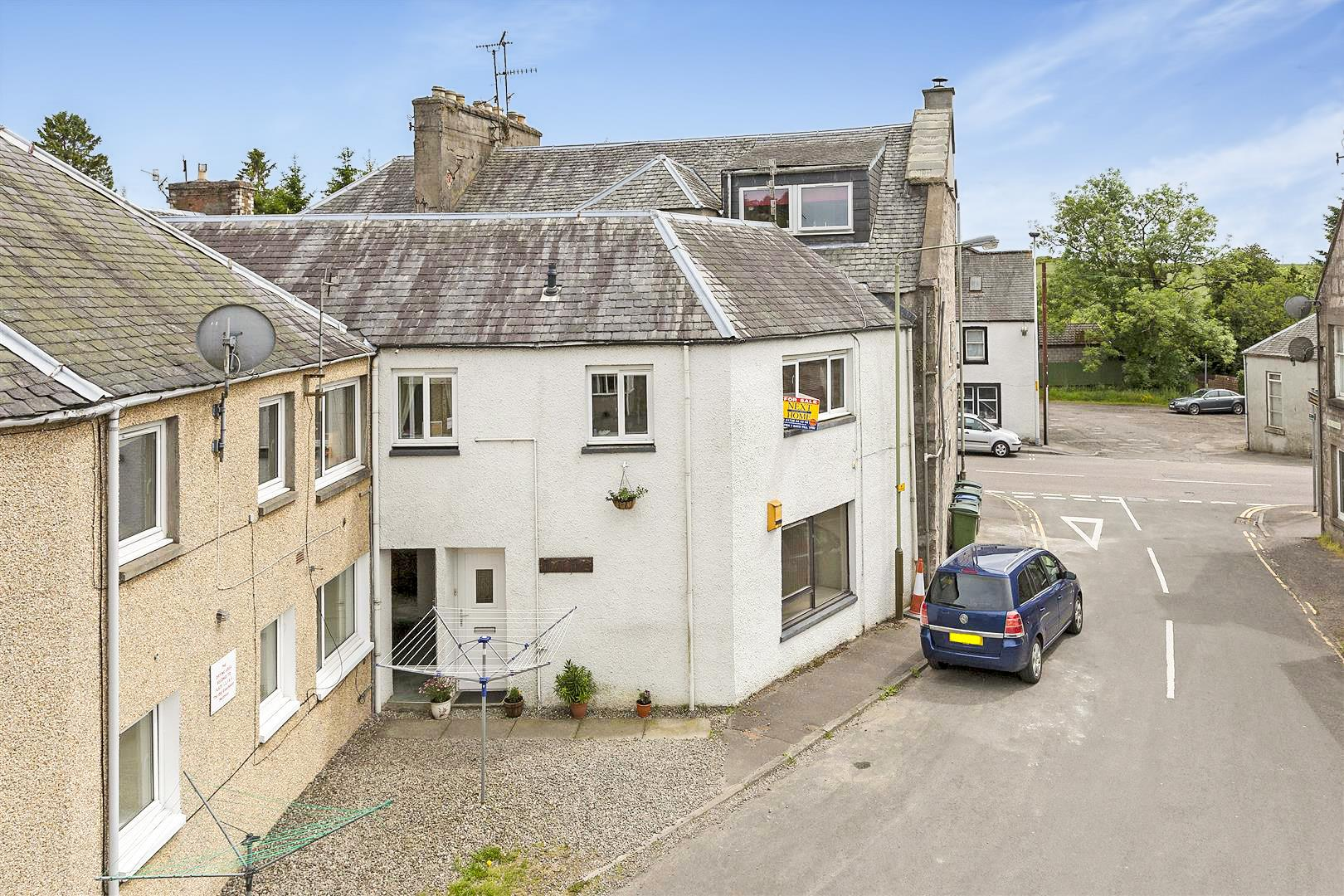 Flat 5, The Square, Methven, Perthshire, PH1 3PE, UK